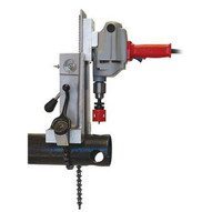 Wheeler Rex 3092 Hole cutter system with Milwaukee drill & tool-1