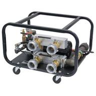 Wheeler Rex 363040 Fire Hose Tester 3 gpm 500 psi (10 lpm 35 bar) 115V single-phase 1 hp. capacitor motor-1