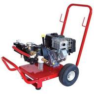 Wheeler Rex 465010 Triple Diaphragm Hydrostatic Pump 10 gpm 500 psi 5.5 HP Honda engine-1
