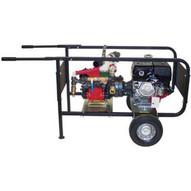 Wheeler Rex 46800 DIAPHRAGM PUMP 26 gpm 250 psi (90 lpm 17.5 bar) 8 hp. B&S engine-1