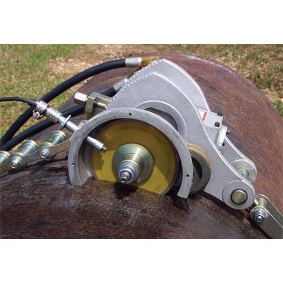 Wheeler Rex 5624 Hydraulic Pipe Cutter PipeMaster 6-24 inch (50-600mm) Cutting Capacity-1