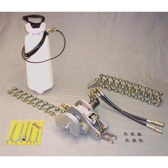 Wheeler Rex 5624 Hydraulic Pipe Cutter PipeMaster 6-24 inch (50-600mm) Cutting Capacity-2