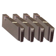 Wheeler Rex 60206 Dies 2 1 2 in - 4 in. Taper or Straight Threads for 6590 6790 6793 & 6794-1