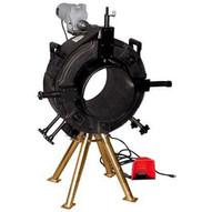 Rex Wheeler 6412 Cut & Bevel DI & CI pipe 4-12in. Orbital Pipe Cutter-1
