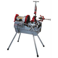 Rex Wheeler 6794 (1 2 to 4 pipe) Pipe Threading Machine with a BLADE-TYPE CUTTER-1